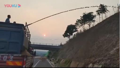 客土喷播机道路边坡绿化喷播机施工视频