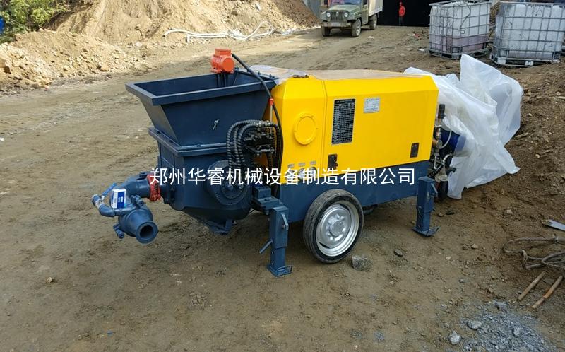 混凝土湿喷机-湿喷机混凝土湿喷机湿喷机生产厂家
